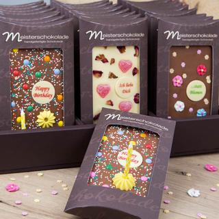 Geschenk Schokoladenangebot Für Fachhändler