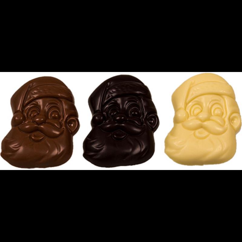 weihnachtsmann aus schokolade kaufen meisterschokoladen. Black Bedroom Furniture Sets. Home Design Ideas